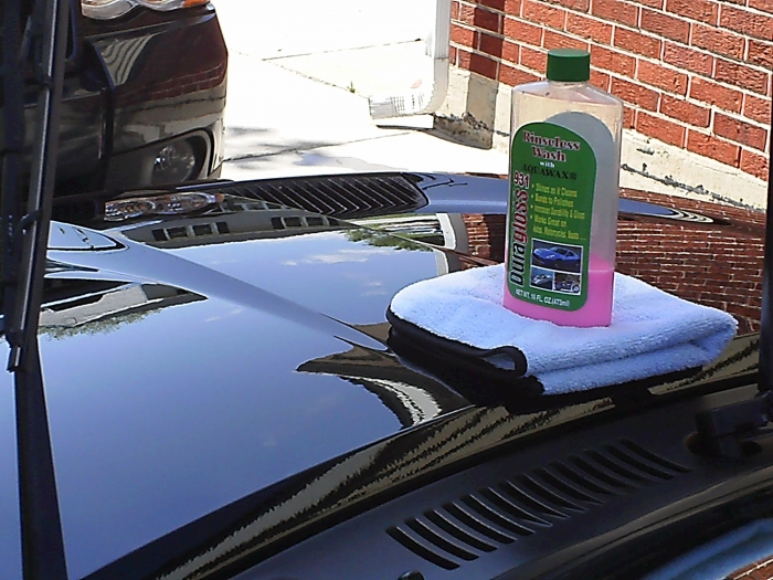 how to use onr as a rinseless wash